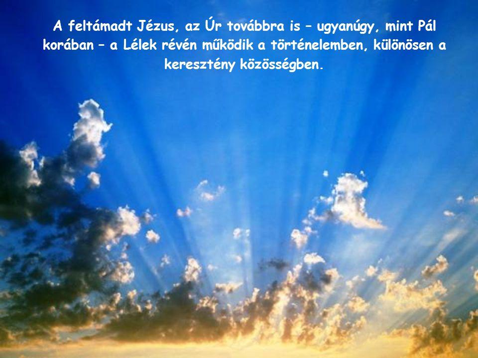 """""""Ahol az Úr Lelke, ott a szabadság. (2Kor 3,17)"""