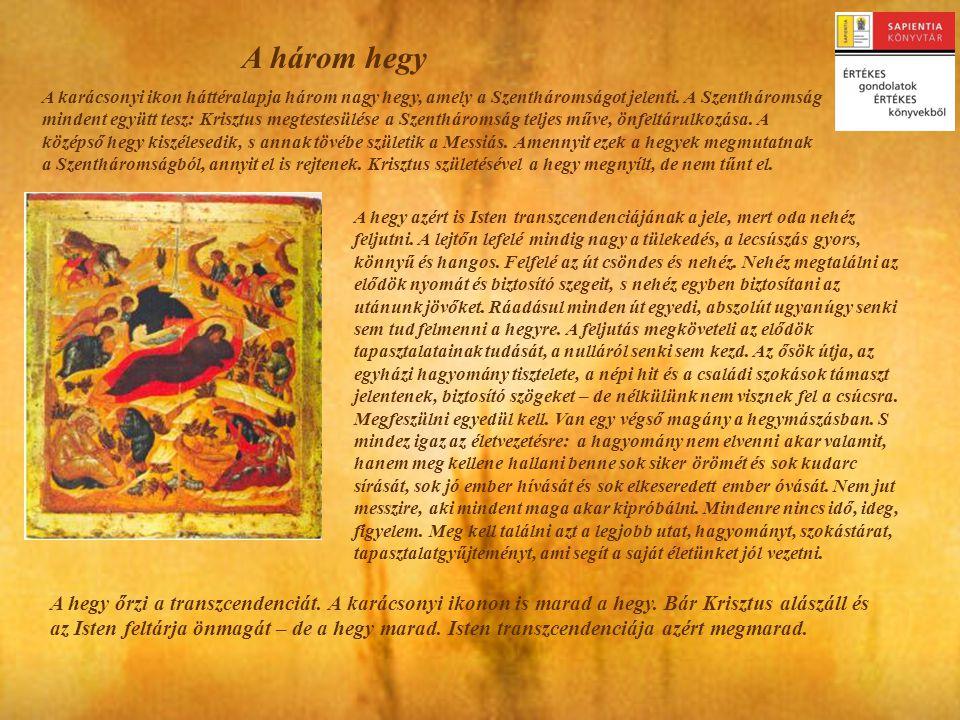 A betlehemi csillag mágusokat, varázslókat, keleti bölcseket vezet.