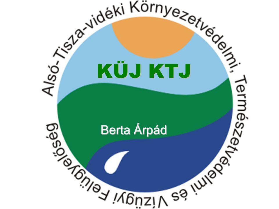 KÜJ KTJ Berta Árpád