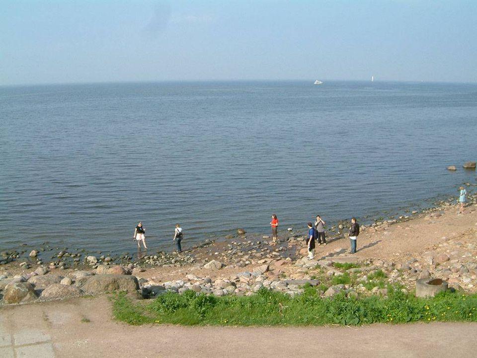 Kilátás a Balti tengerre