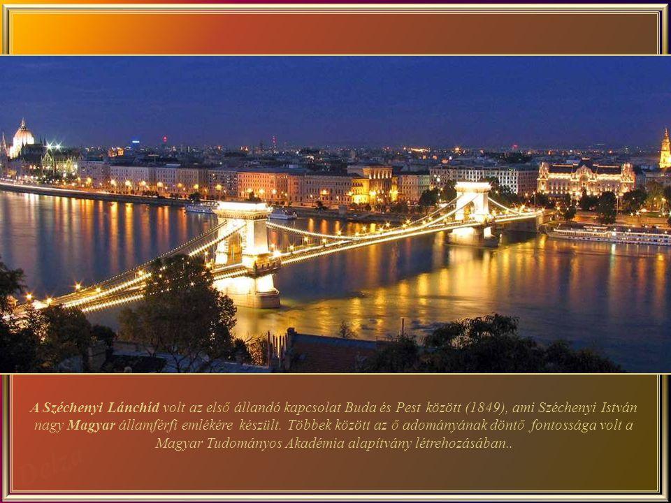 Úgy döntöttem, hogy bemutatom Budapestnek egy részét, az ország fővárosát, ahol Liszt Ferenc született.