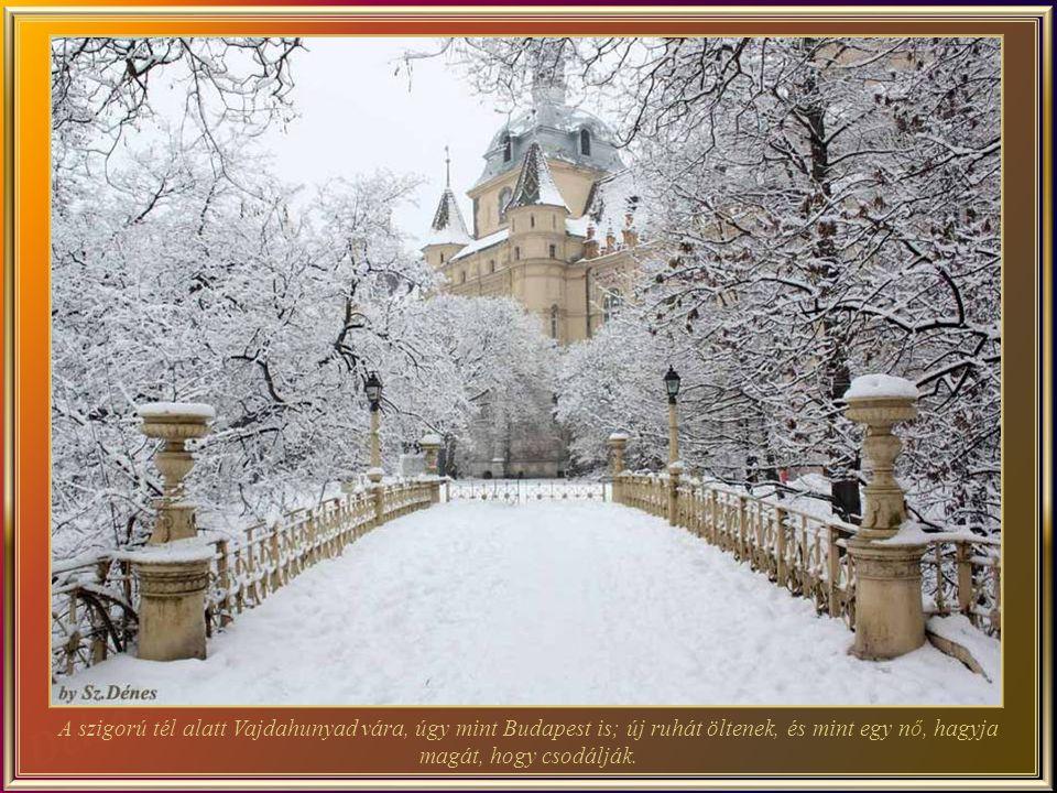 Ják-kápolna, Vajdahunyad várában, a 12 apostol szobrai, Ják Nyugat-Magyarország-i kisváros híres tizenharmadik századi bencés apátság motívumai alapján készültek.