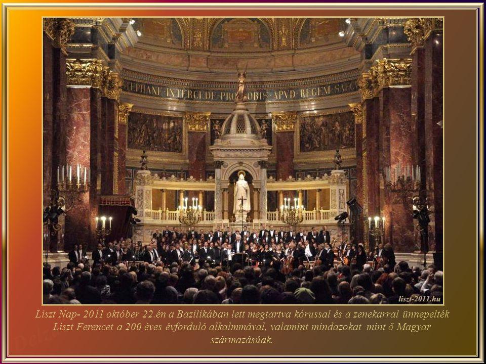 Szent István Bazilika a vallás legfontosabb magyarországi temploma, turisztikai atrakció és a harmadik legnagyobb épület Magyarországon.