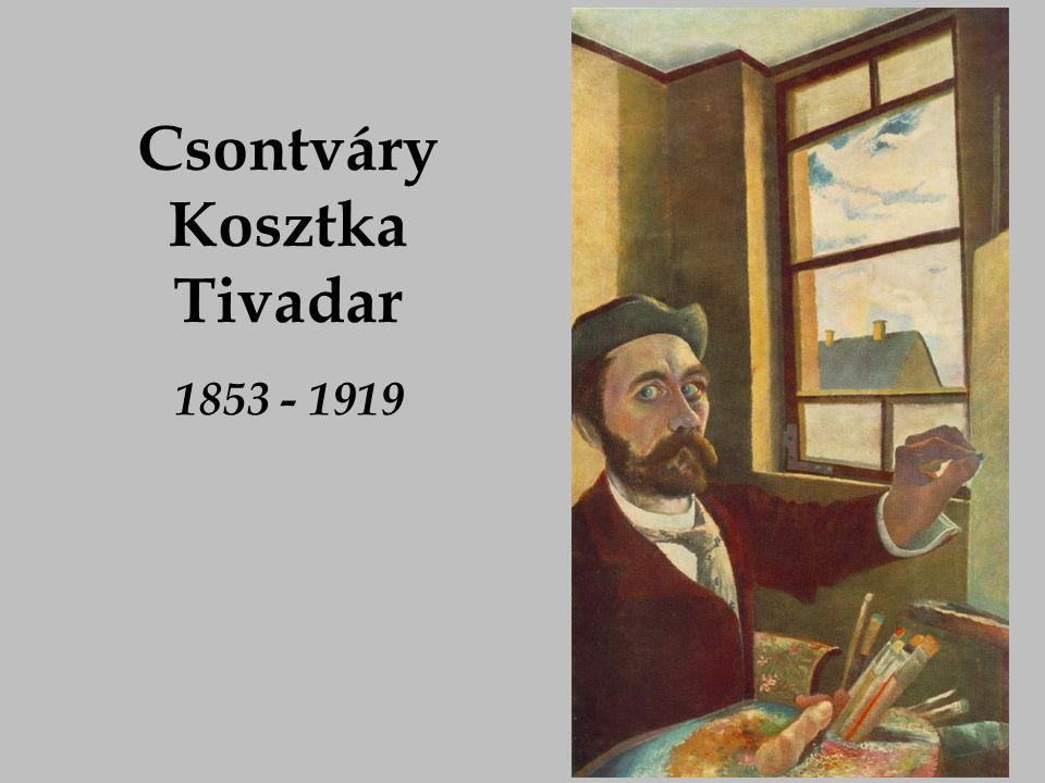 Csontváry Kosztka Tivadar 1853 - 1919
