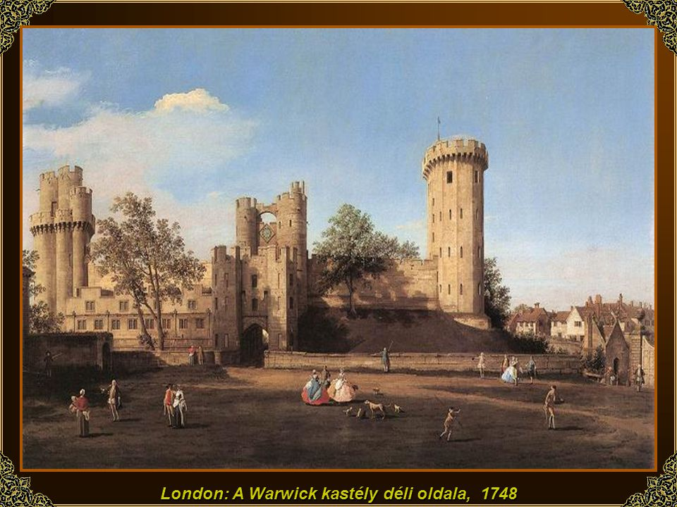 London: A Temze és a City, 1746-47