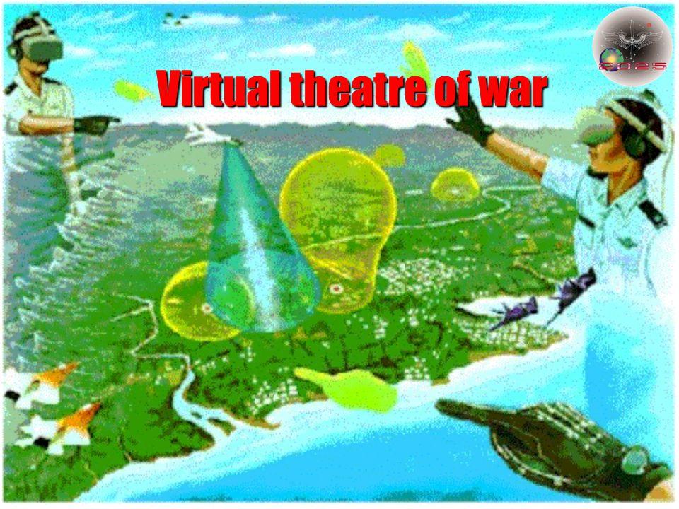Virtual theatre of war