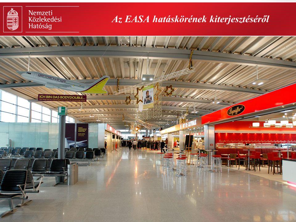 19 Az EASA hatáskörének kiterjesztéséről