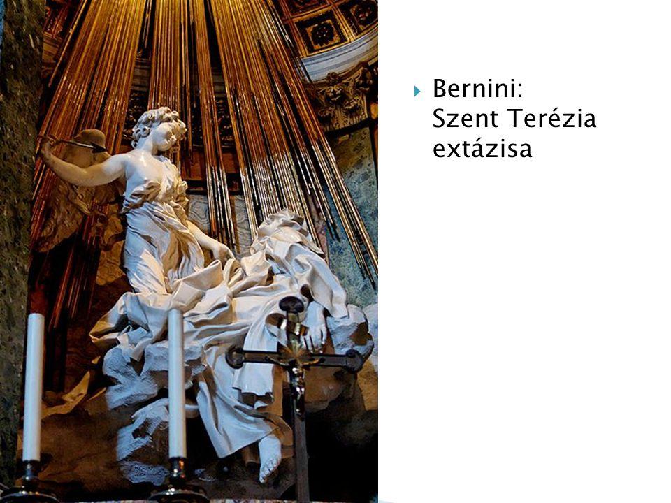  Bernini: Szent Terézia extázisa
