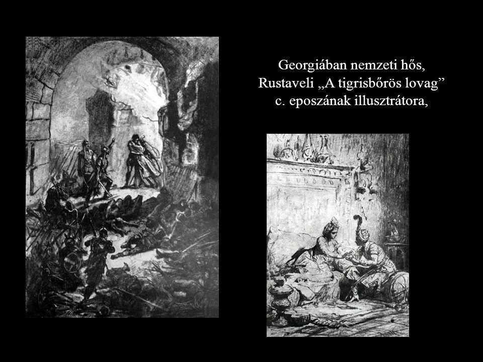 """Illusztráció Arany János """"Tetemrehívás c. művéhez Illusztráció Arany János """"Hídavatás c. művéhez"""