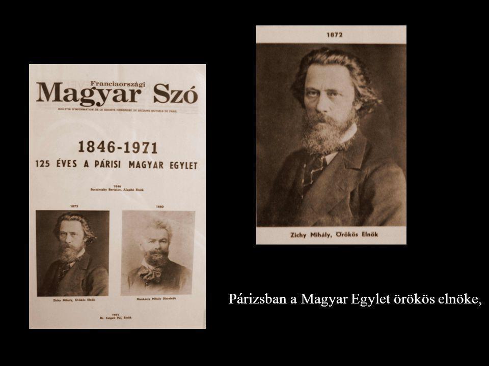 Zichy 1881-ben Georgiába utazott.