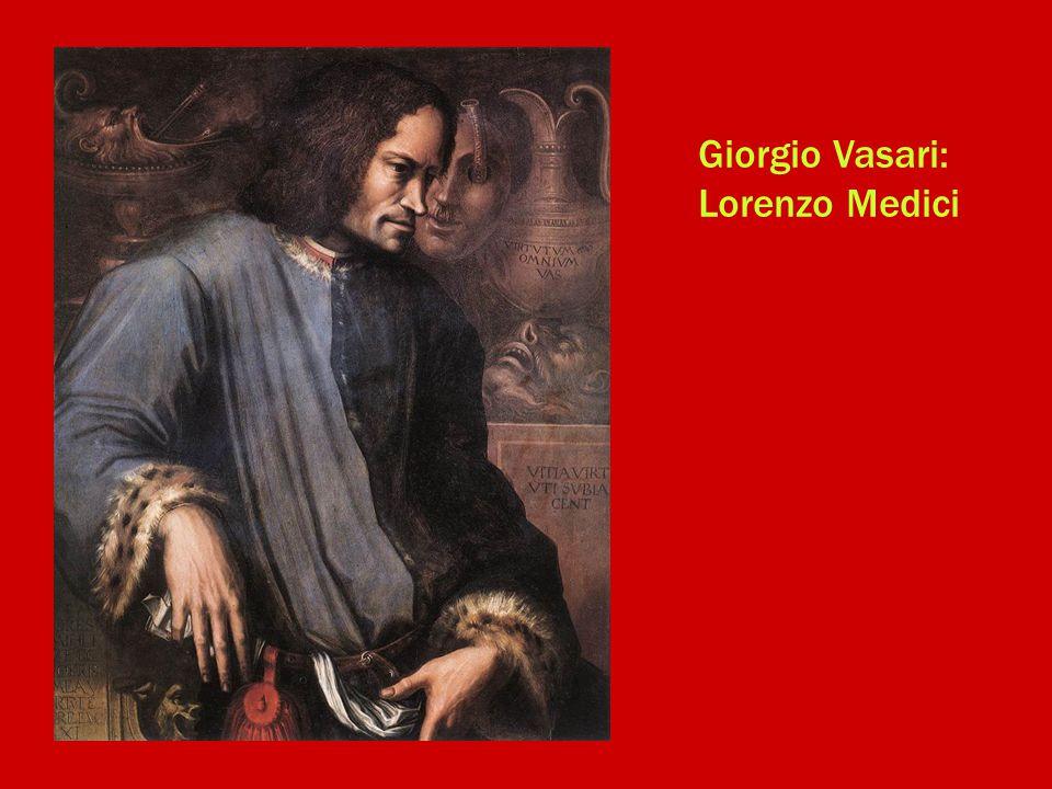 Giorgio Vasari: Lorenzo Medici