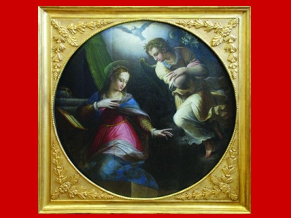 Vasari és tanítványa 1570.december másodikán érkezett a pápai magánkápolna festésére.