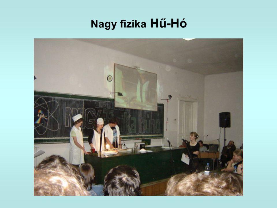 Nagy fizika Hű-Hó