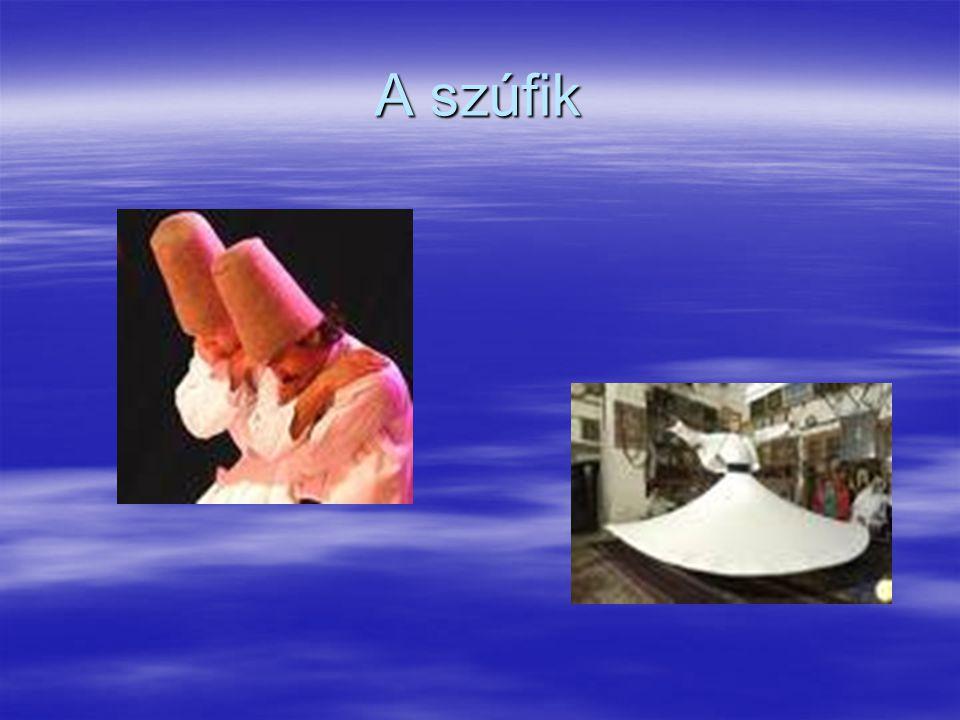 A szúfik
