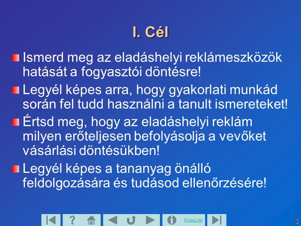 FOGALOM 56 Kérdések és válaszok 9.) a.