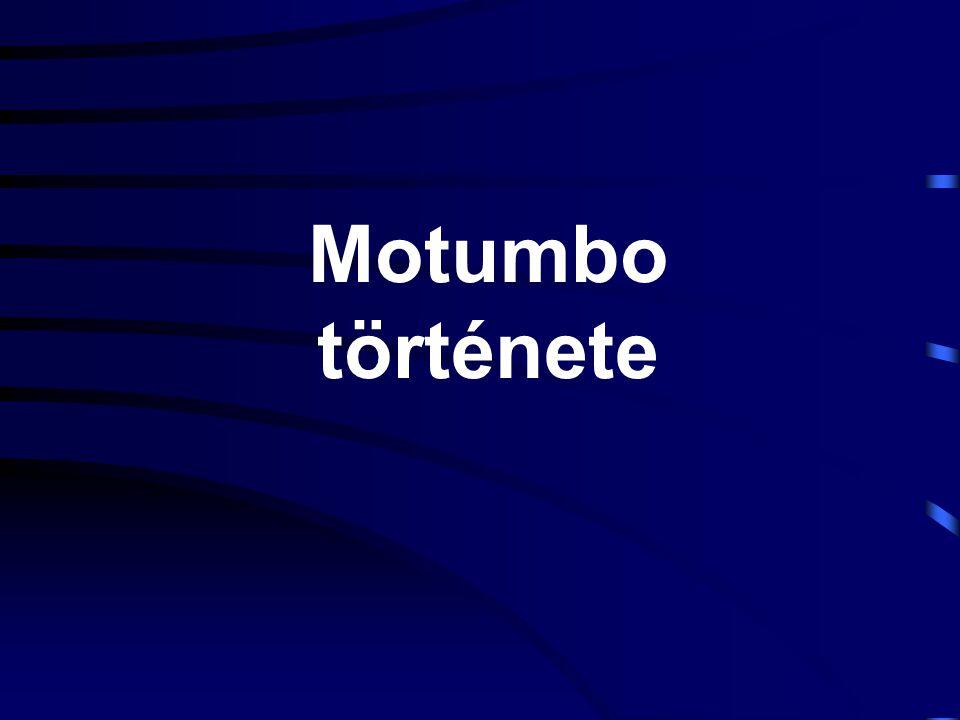 Motumbo története