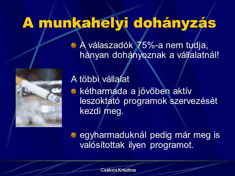 Csákics Krisztina Részvétel a népegészségügyi program keretében államilag finanszírozott szűréseken
