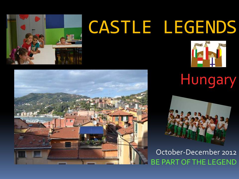 ITALIAN MEETING IN SEPTEMBER Lucca, 22nd to 26th September 2012