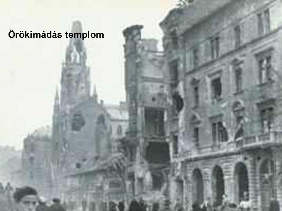 103 Örökimádás templom romjai