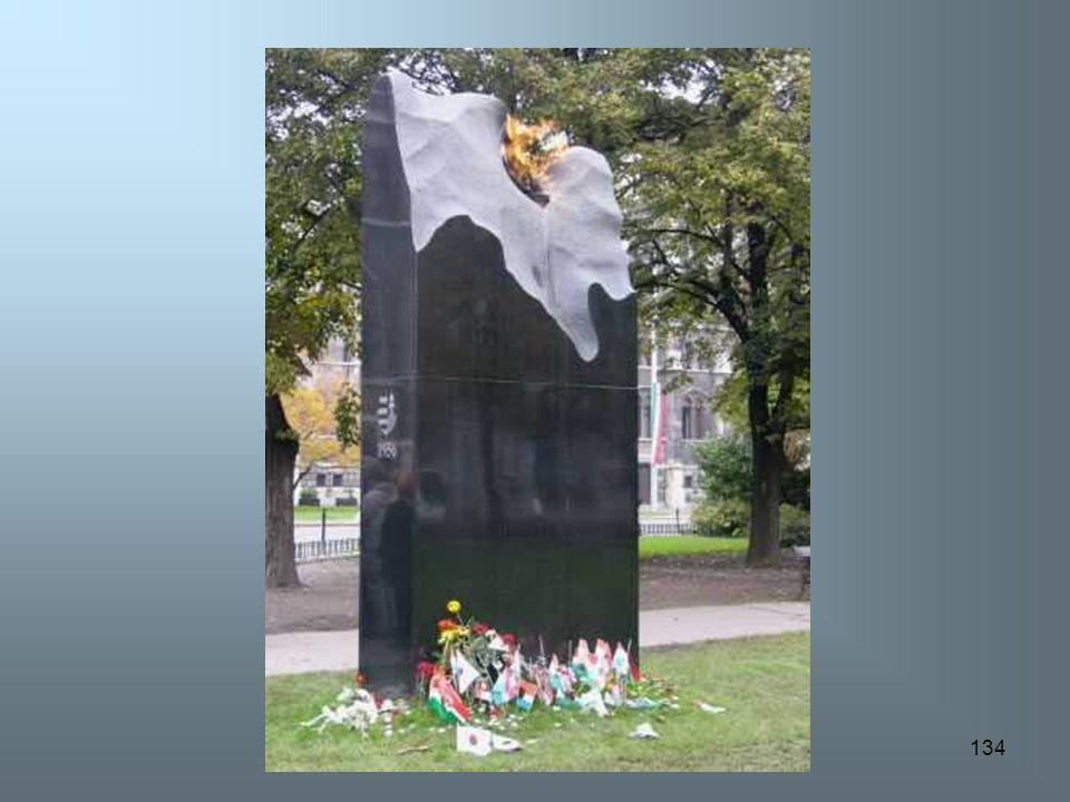 133 Emlékmü – Széna tér