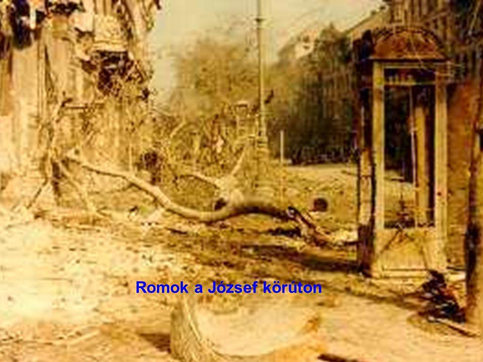 28 Romok a József körúton