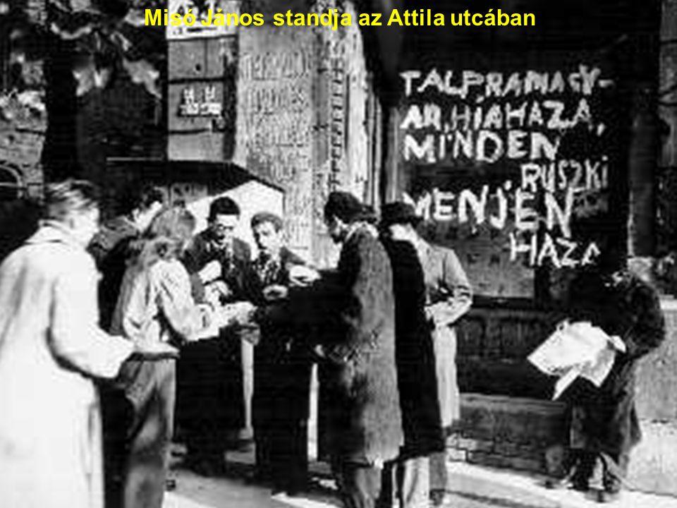 36 Mésszel leöntött szovjet holtestek az utcán