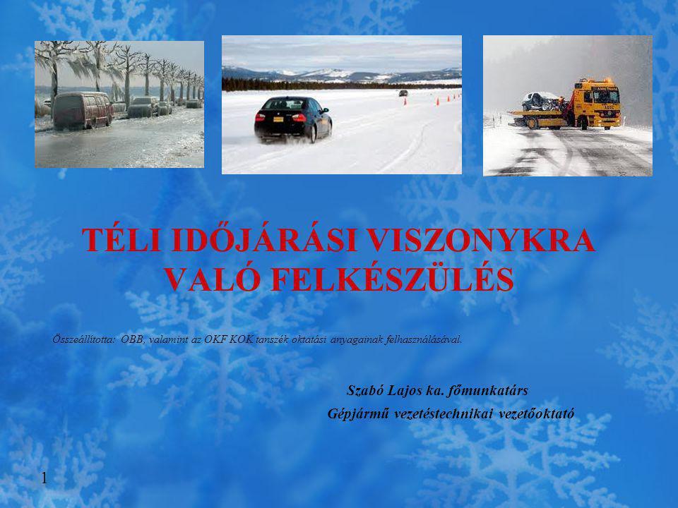 Tűzoltó gépjárművek téli felkészítése 1.Levegőtartályok víztelenítése.