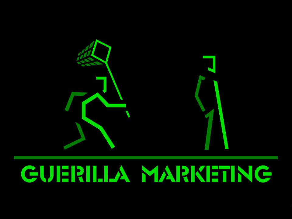 A gerilla harcmodor fajtái Viral: a vírus marketing szakít a hagyományos kommunikációs metodikákkal, és egészen más módon juttatja el a reklámüzenetet a fogyasztóhoz, mint a tradicionális média.