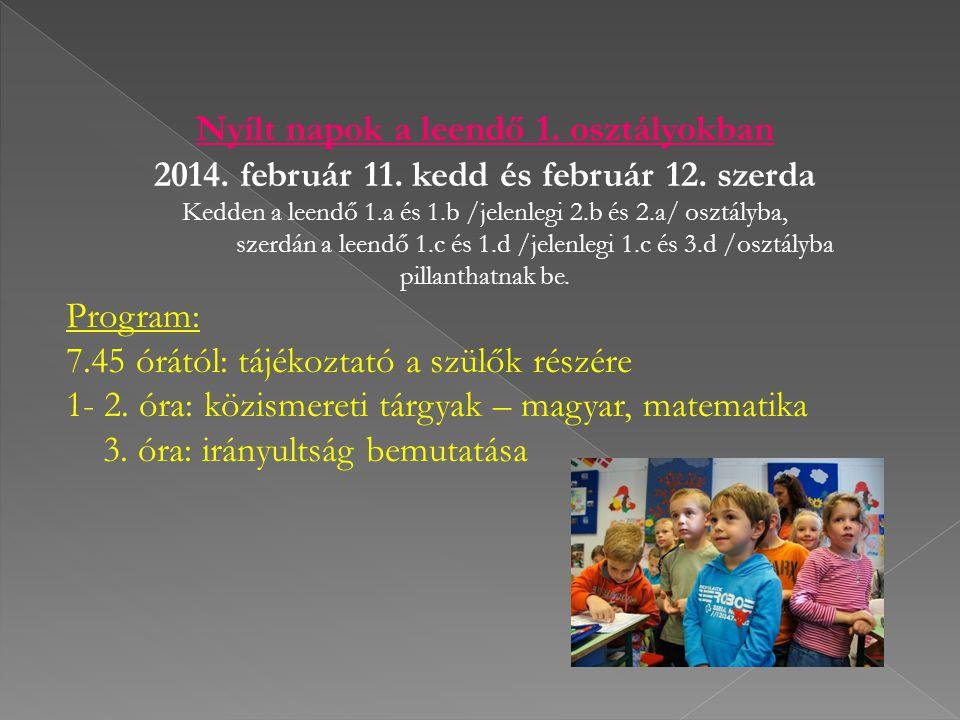 Gyere Te is a Rákócziba! A Gyere Te is a Rákócziba! rendezvénysorozatunk programjai a következők: 2013. december 14. szombat 9.00 – 11.00 Adventi Suli