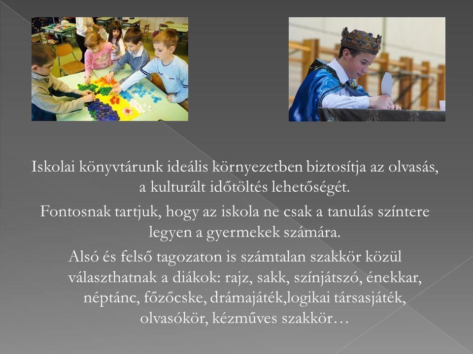 Pedagógusaink minőségi munkáját fejlesztő pedagógus, gyógypedagógus és mozgásterapeuták segítik. Iskolánk nevelő-oktató munkáját a II. Rákóczi Ferenc