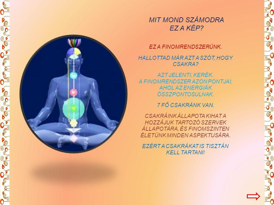 Ezt a tudást ajándékba kaptad! Ne tartsd meg magadnak! Küldd tovább! Namaste!