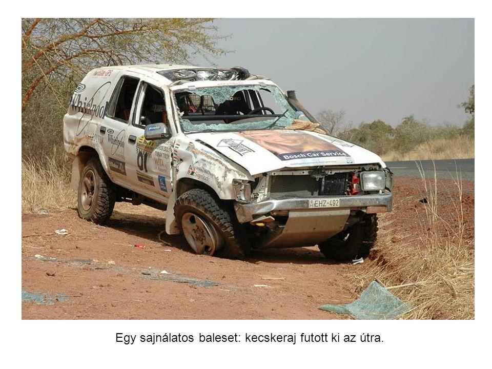 Fafaragás árus Maliban.