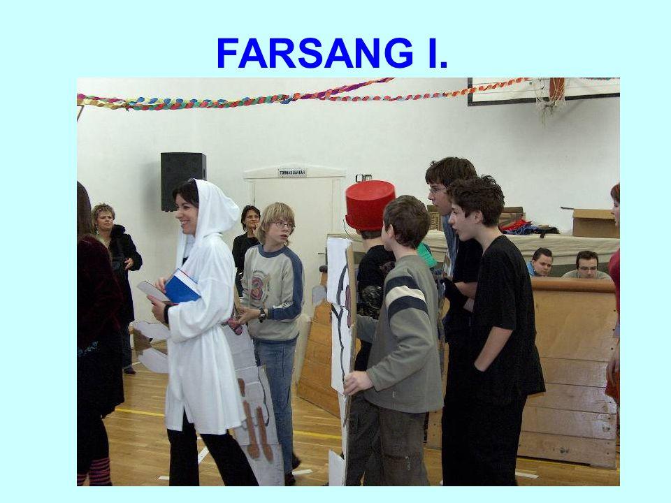 FARSANG I.
