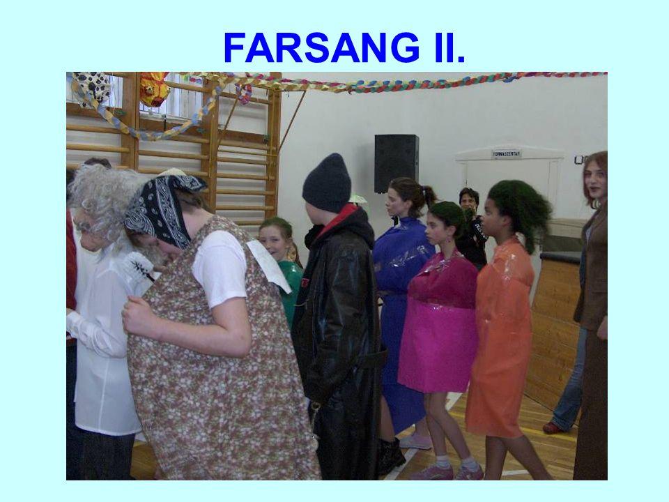 FARSANG II.