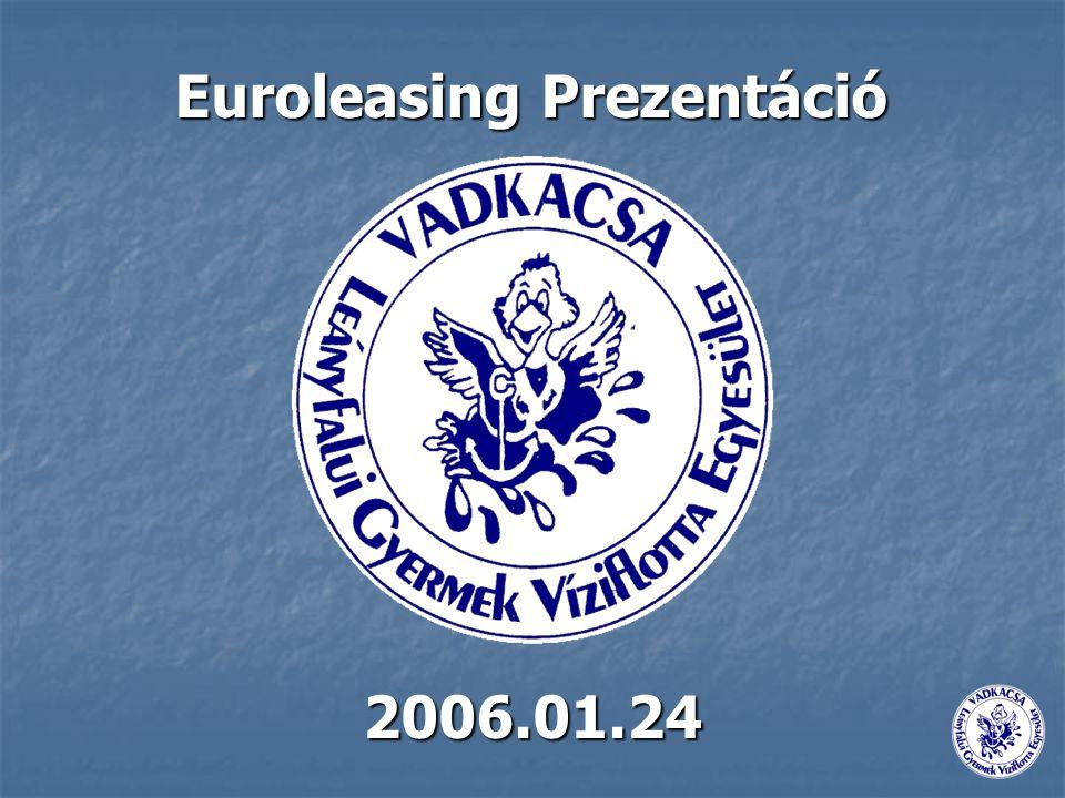 Euroleasing Prezentáció 2006.01.24