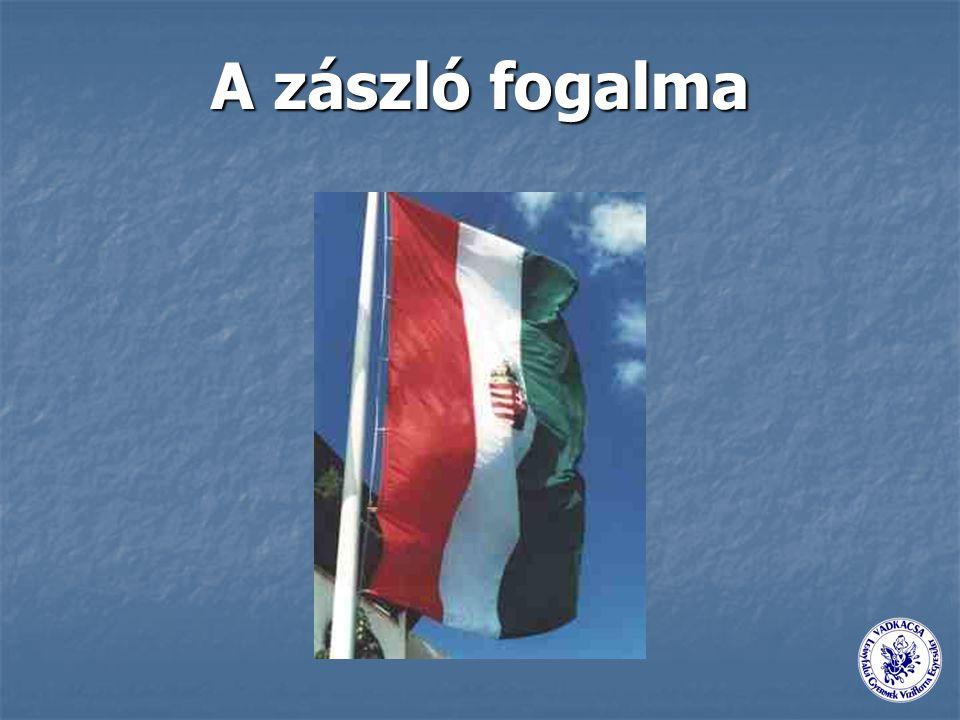 A zászló fogalma
