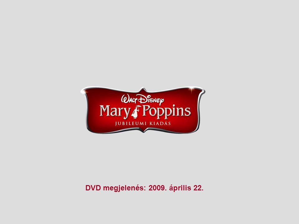 DVD megjelenés: 2009. április 22.