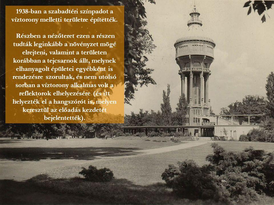 Foglalkozás a torony mellettKépek az elmúlt 25 évből