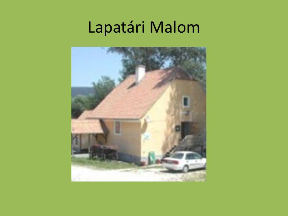 Lapatári Malom