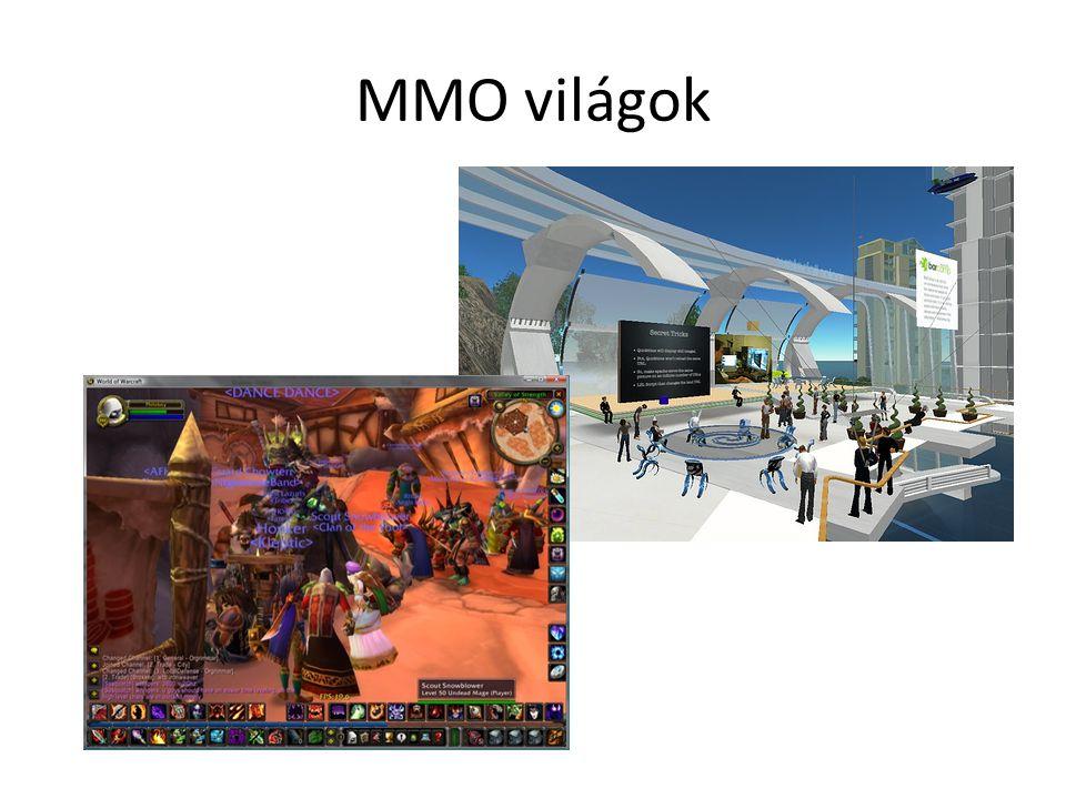 MMO világok