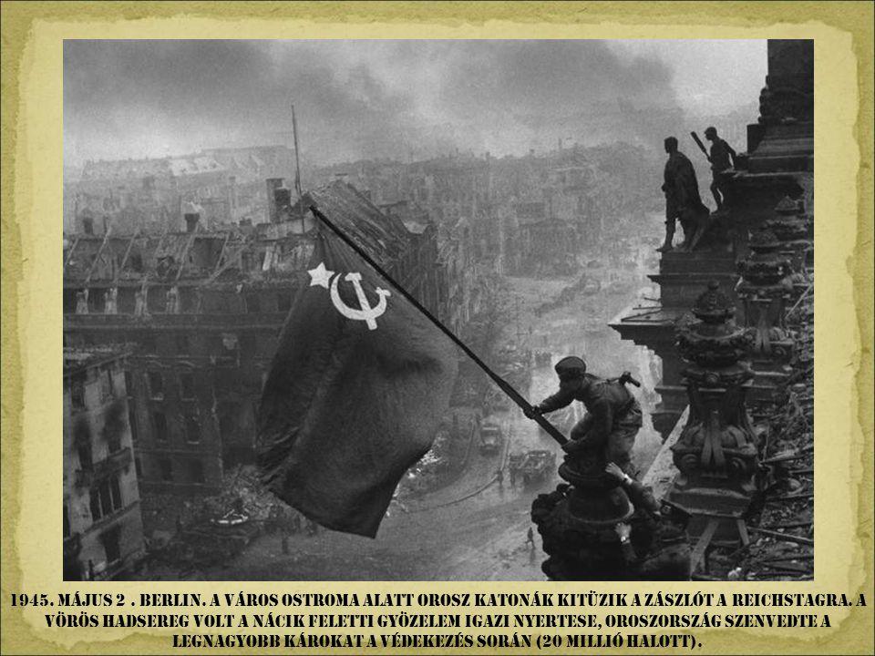 """1944. JÚNIus 6. """"d"""" NAP. A Normandiai partraszállás Franciaország felszabadításának kezdetét jelezte a náci megszállás alól."""