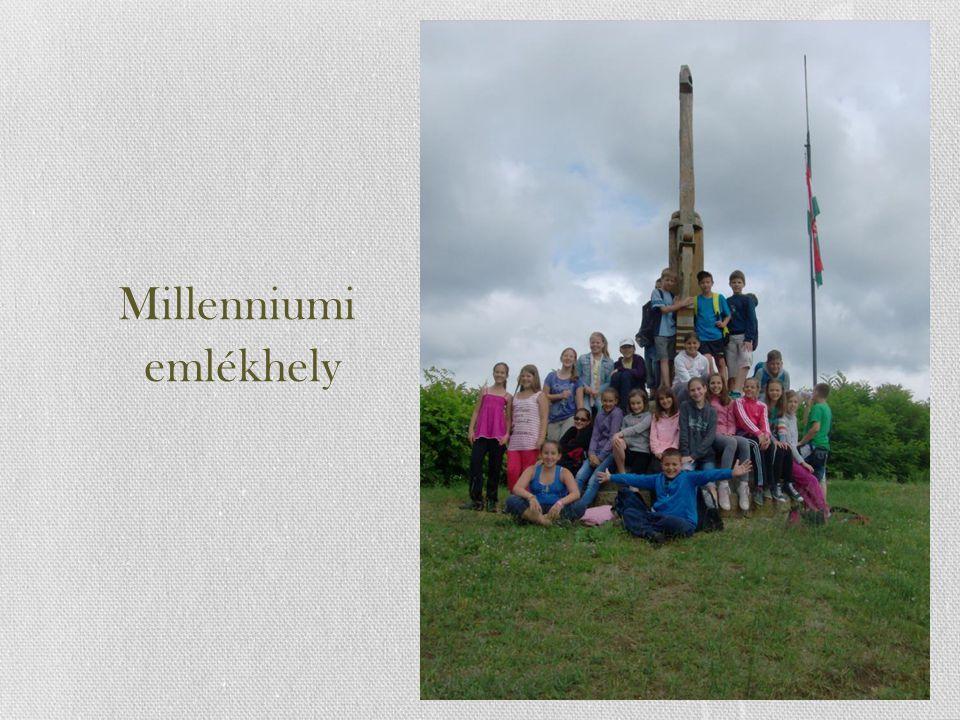 Millenniumi emlékhely