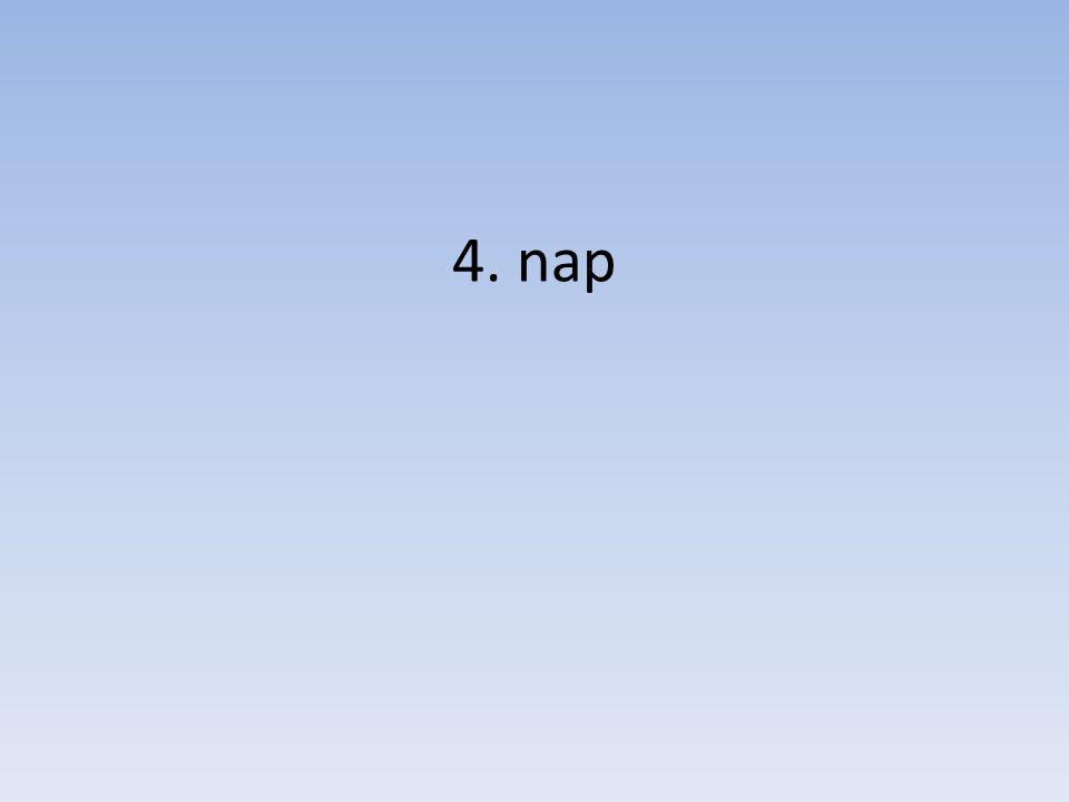 4. nap
