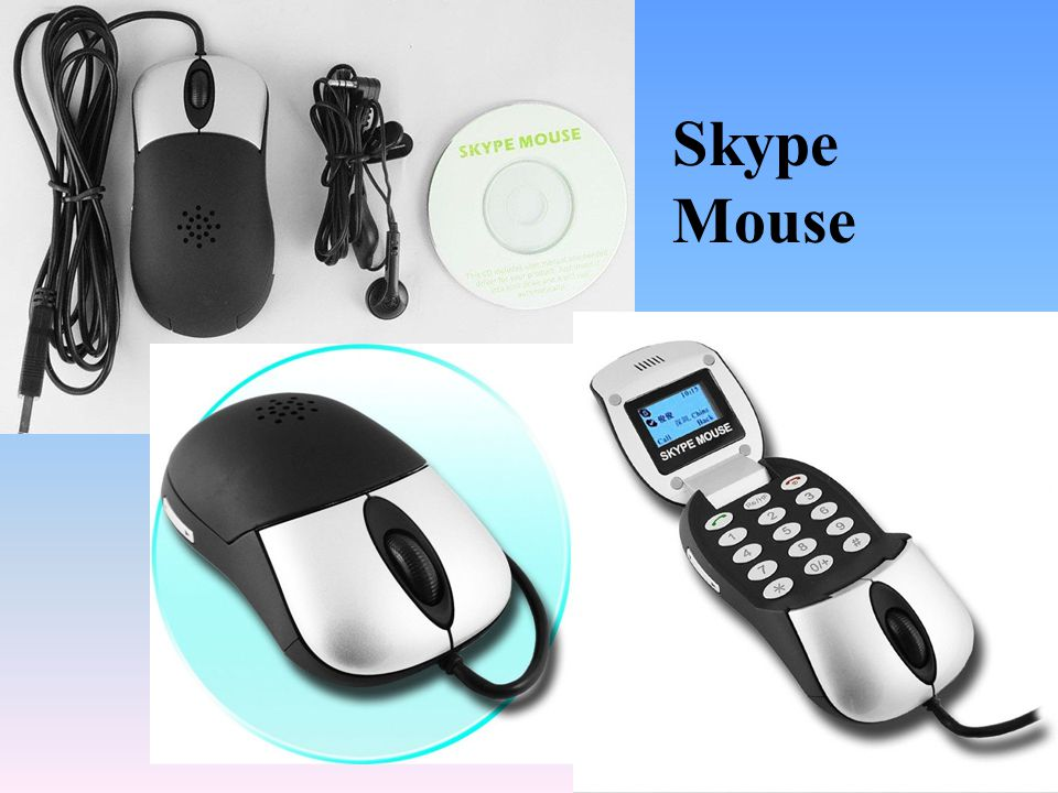 Skype Mouse