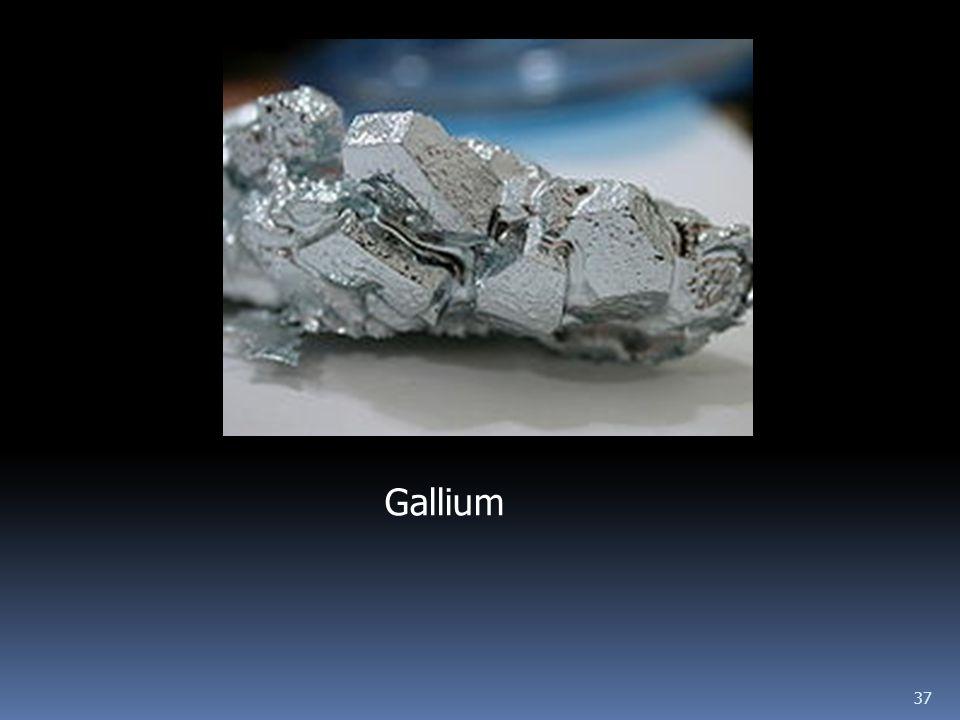 37 Gallium