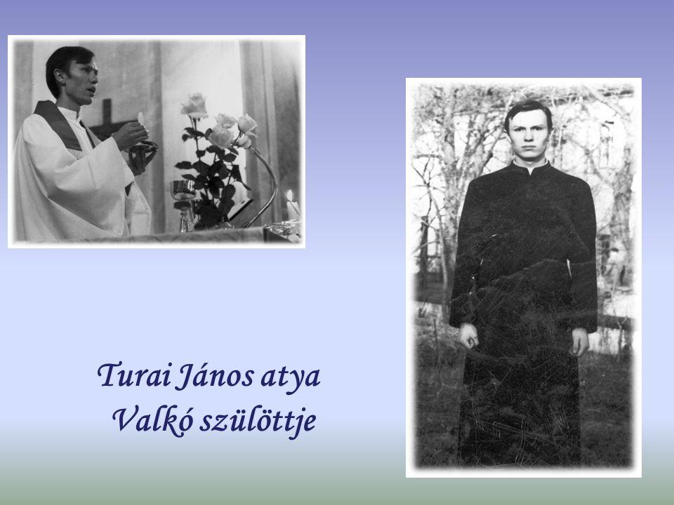 Bene László atya Valkó szülöttje