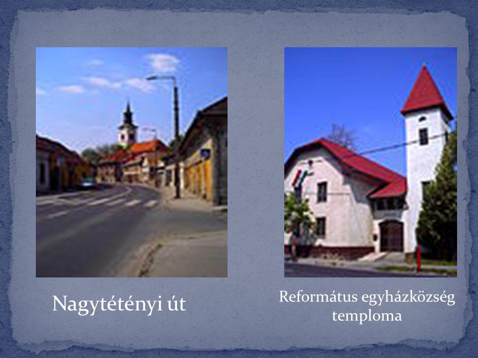 Nagytétényi út Református egyházközség temploma