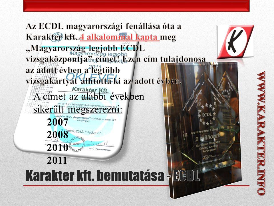 A címet az alábbi években sikerült megszerezni: 2007 2008 2010 2011