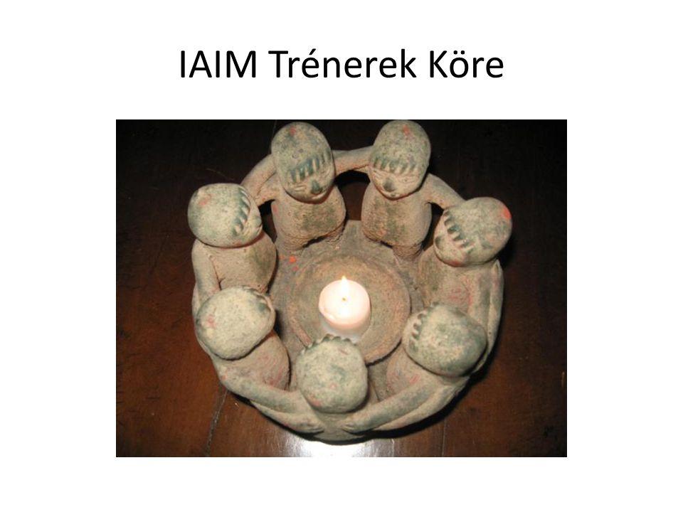IAIM Trénerek Köre