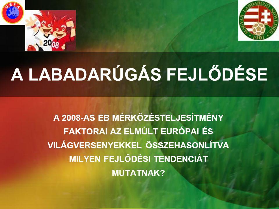Az EURO 2008.